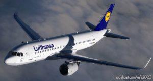 Lufthansa A320Neo D-Ainh (True 8K) V1.1 for Microsoft Flight Simulator 2020
