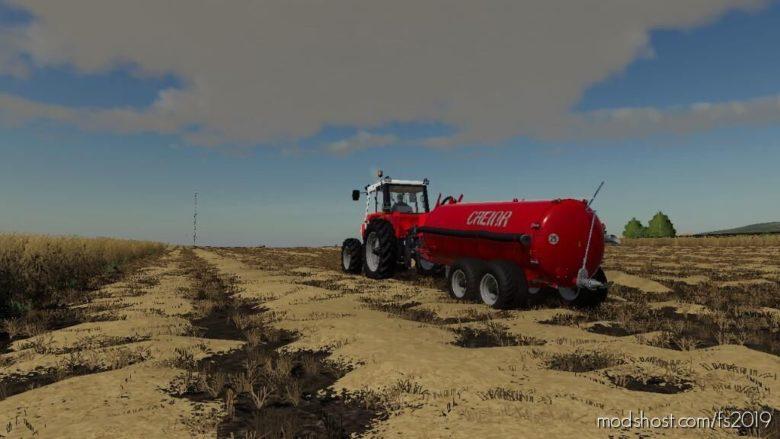 Creina Slurry Tank for Farming Simulator 19