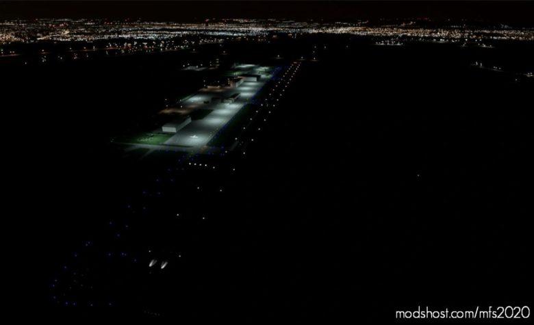Edma Augsburg Airport V0.90 for Microsoft Flight Simulator 2020