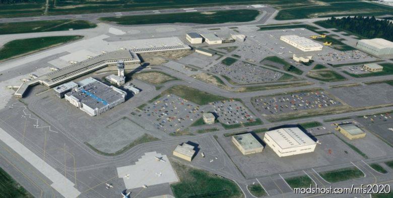 Cyqb – Quebec Tour for Microsoft Flight Simulator 2020