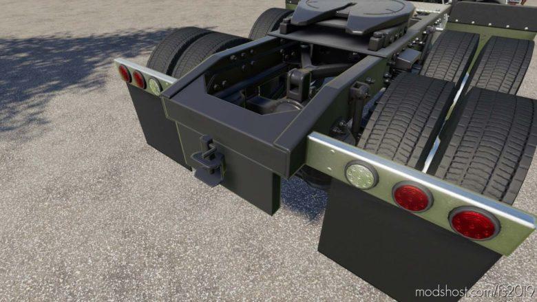 Mountable Attacher for Farming Simulator 19