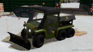 Gator Snow Pack for Farming Simulator 19