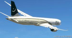 Pakistan International Airlines B787-10 PIA (Ap-Bid) for Microsoft Flight Simulator 2020