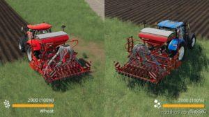 Real Seeds Usage for Farming Simulator 19