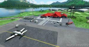 MAX Ptsa Kosrae International Airport V1.0.0 for Microsoft Flight Simulator 2020