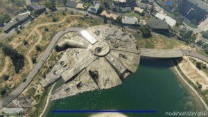 Star Wars Millennium Falcon V0.1 for Grand Theft Auto V