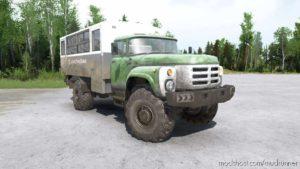SIL 133GY 4×4 Truck for MudRunner
