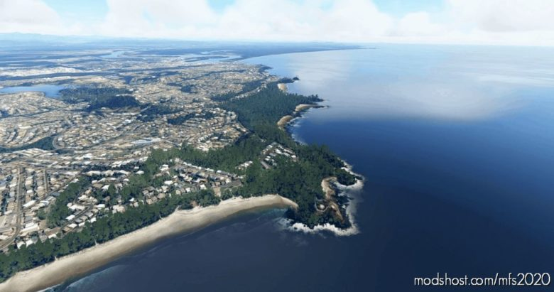 The NEW South Wales Coast – Australian Bush Trip for Microsoft Flight Simulator 2020
