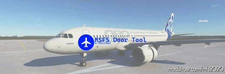 Door Tool V2.0 for Microsoft Flight Simulator 2020
