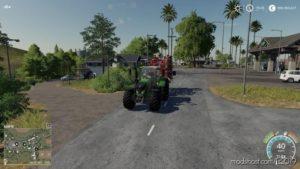 Fendt 724 V2.2 for Farming Simulator 19