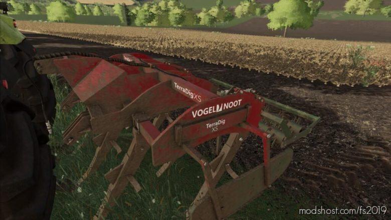Vogel And Noot Terradig XS for Farming Simulator 19