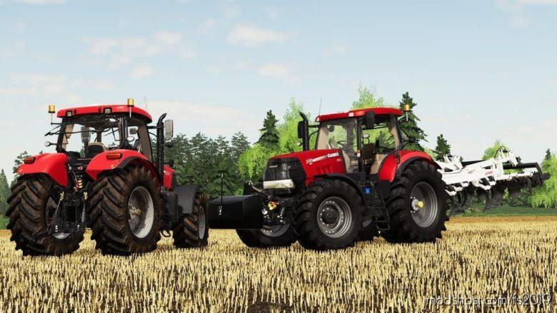 Case IH Puma CVX Tier 3 for Farming Simulator 19