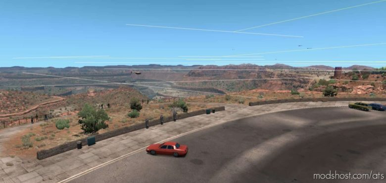 Grand Canyon Rebuild V1.3 [1.39] for American Truck Simulator