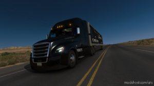 Cascadia AIR Horn For ALL SCS Trucks V1.1 for American Truck Simulator