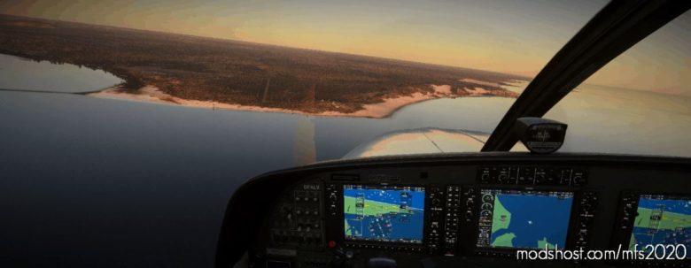Berkeley River Lodge Airstrip V0.3 for Microsoft Flight Simulator 2020