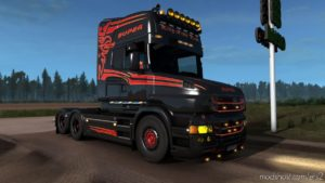 Scania T Super Griffin Skin for Euro Truck Simulator 2