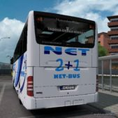 Mercedes-Benz Tourismo 16 RHD NET Turizm Skinpack [1.39] for Euro Truck Simulator 2