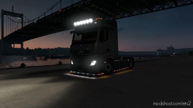 Mercedes Actros 2014 Sade [1.39] for Euro Truck Simulator 2