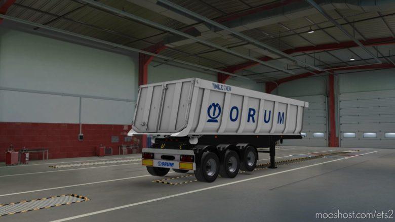 Komperesi Orum [1.37 – 1.39] for Euro Truck Simulator 2