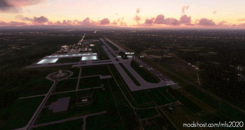 Wimm Light FIX For Default Wimm V1.0.0 for Microsoft Flight Simulator 2020