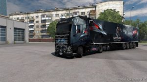 Combo Skin Witcher for Euro Truck Simulator 2