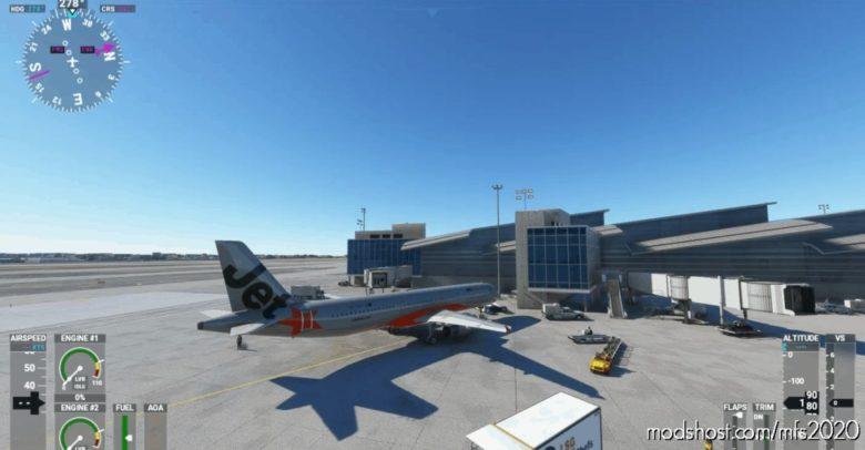 A321 Jetstar Livery for Microsoft Flight Simulator 2020