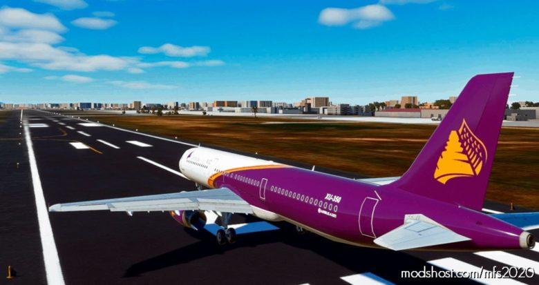 Cambodia Angkor AIR [4K] for Microsoft Flight Simulator 2020