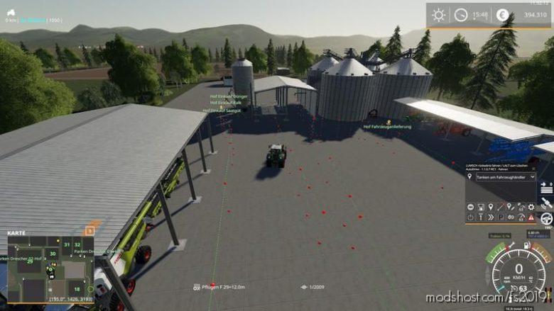 Auto Drive Courses Of The American Dream Map for Farming Simulator 19