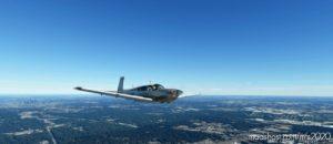 Carenado M20R Mooney Beige for Microsoft Flight Simulator 2020