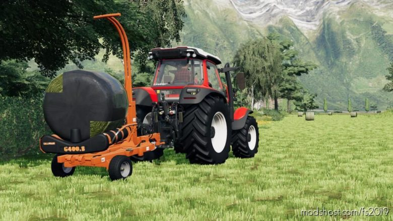 Gallignani G400S for Farming Simulator 19