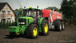 John Deere 6030 Series V2.0 for Farming Simulator 19