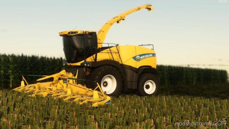 NEW Holland FR850 for Farming Simulator 19