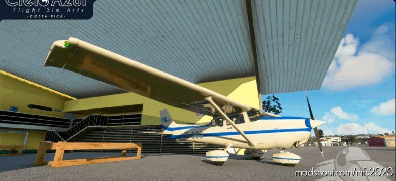 IFA | Ti-Bgg | Asobo Cessna C172SP Classic (8K) for Microsoft Flight Simulator 2020