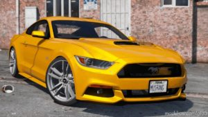 2015 Ford Mustang GT V1.1 for Grand Theft Auto V