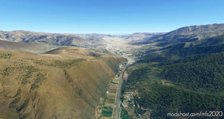 Cusco (Spzo) Landing Challenge for Microsoft Flight Simulator 2020