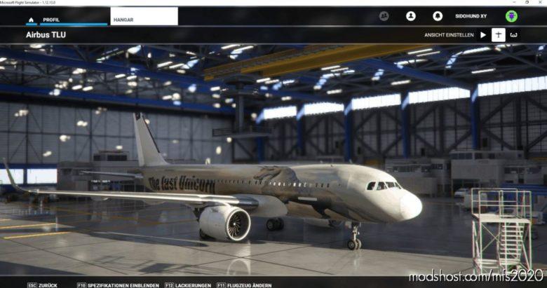 DAS Letzte Einhorn V1.1 for Microsoft Flight Simulator 2020