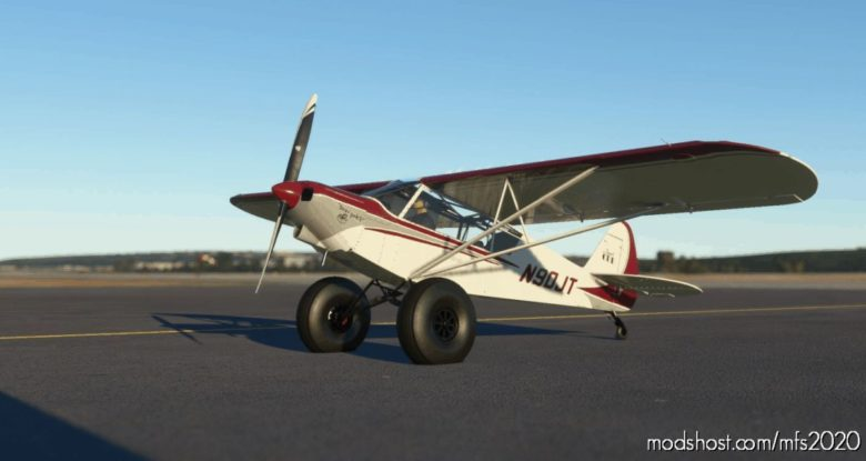 """Slow Poke"" Livery For Gotgravel Savage Grravel & Carbon V1.2.0 for Microsoft Flight Simulator 2020"