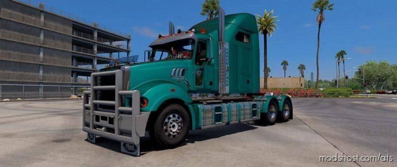 Mack Superliner Truck (TSA) [1.39.X] for American Truck Simulator