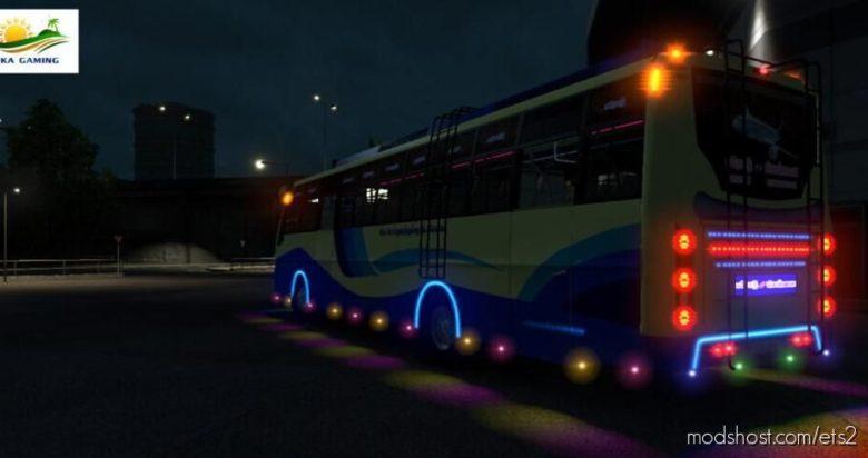 Private BUS Mod [1.39] for Euro Truck Simulator 2