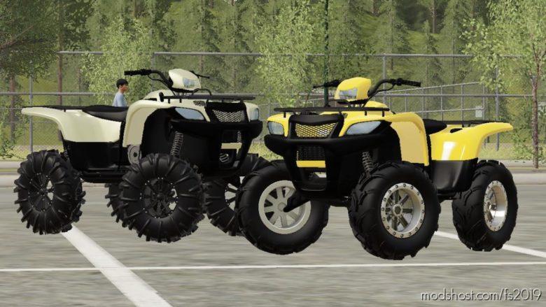 Honda Rubicon for Farming Simulator 19