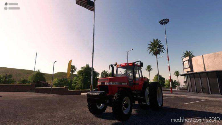 Case 8900 Series Roll Coal for Farming Simulator 19
