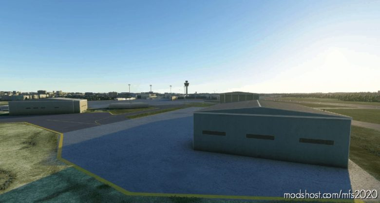 Essb – Stockholm Bromma Airport V0.1.1 for Microsoft Flight Simulator 2020