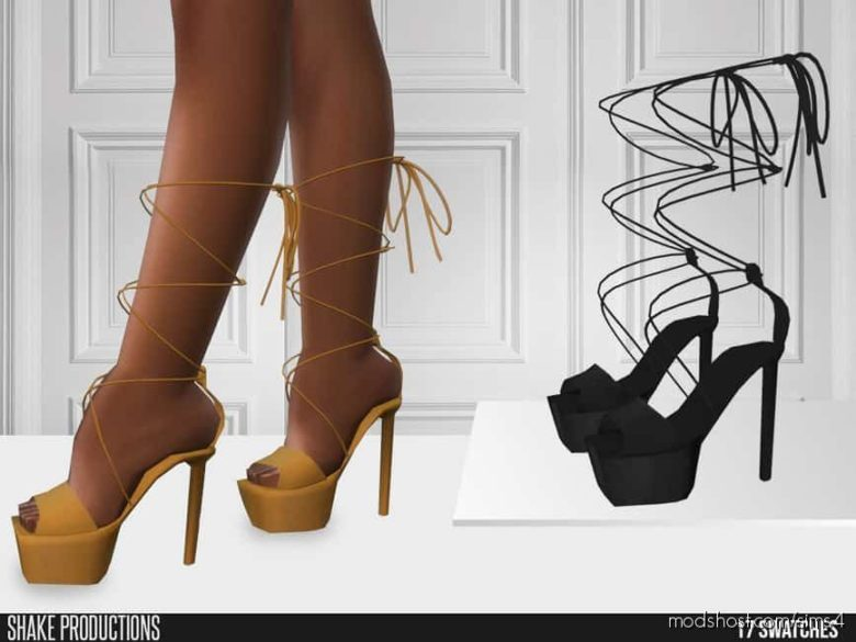 Shakeproductions 603 – High Heels for The Sims 4