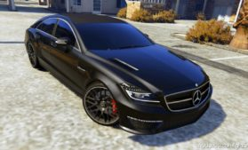 Mercedes-Benz CLS 6.3 AMG V1.2 for Grand Theft Auto V