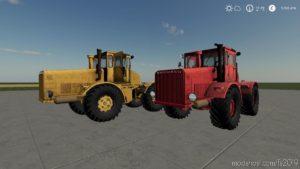 Kirovets K-700 Humpbacked V1.1 for Farming Simulator 19