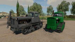 DT-75 Kazakhstan V2.0.2.1 for Farming Simulator 19
