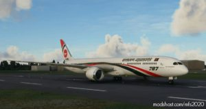 Biman Bangladesh Boeing 787 for Microsoft Flight Simulator 2020