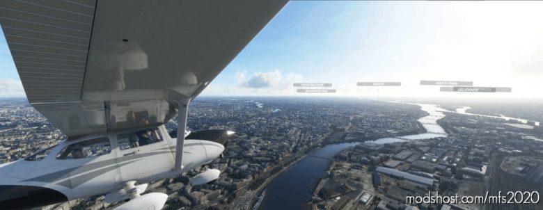 Bush Trip – Tour DE France Part 3 – From Nantes To Montpellier for Microsoft Flight Simulator 2020
