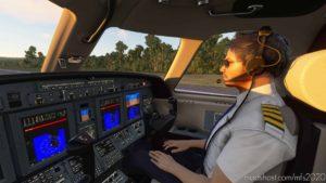 Working Visible Copilots for Microsoft Flight Simulator 2020