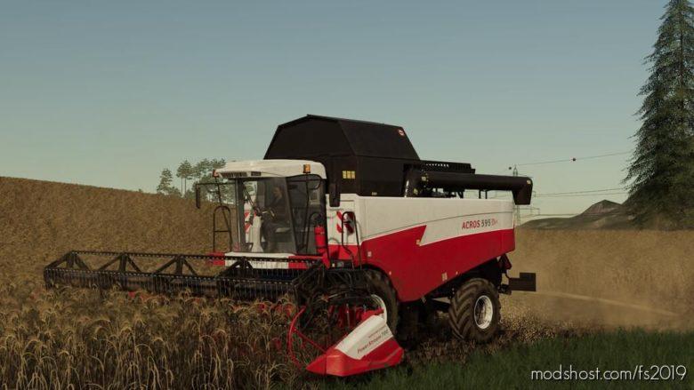 Rostselmash Acros 595 for Farming Simulator 19